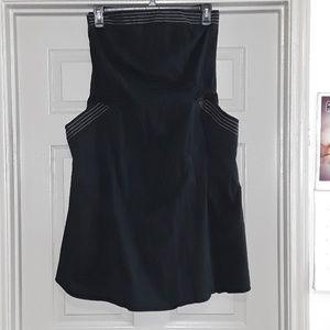 3X Strapless Torrid Dress